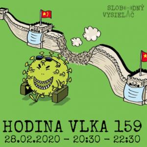 Hodina Vlka 159 (repríza)