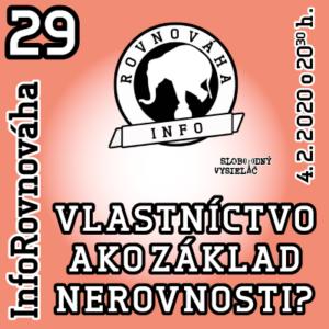 InfoRovnováha 29 (repríza)