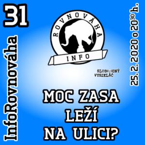 InfoRovnováha 31 (repríza)