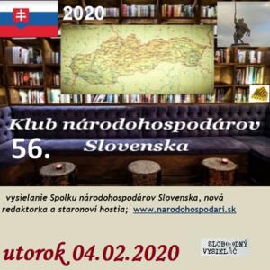 Klub národohospodárov Slovenska 56