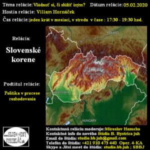 Slovenské korene 56 (repríza)
