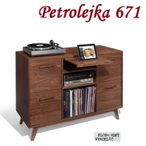 Petrolejka 671 (repríza)