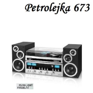 Petrolejka 673