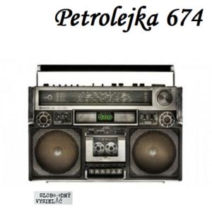 Petrolejka 674