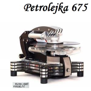 Petrolejka 675