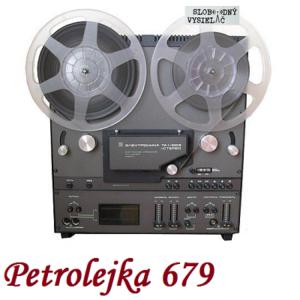 Petrolejka 679