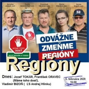 Regióny 03/2020 (repríza)