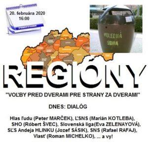 Regióny 04/2020