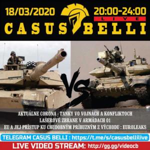 Casus belli 91 (repríza)