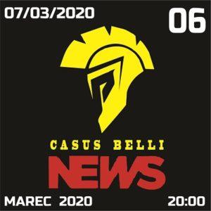 Casus belli news 06 (repríza)
