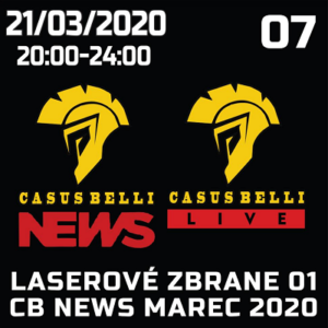 Casus belli news 07 (repríza)