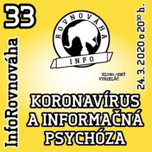 InfoRovnováha 33 (repríza)