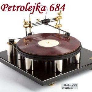 Petrolejka 684