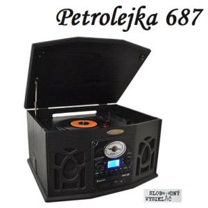 Petrolejka 687