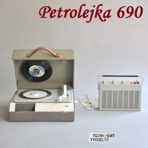 Petrolejka 690 (repríza)