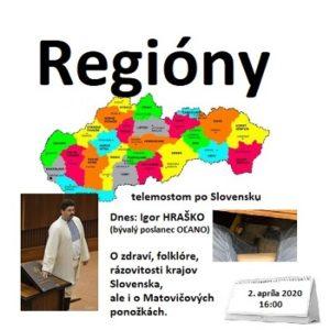 Regióny 06/2020