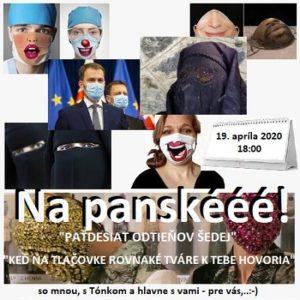 Na panské 16/2020 (humoristický týždenník) repríza