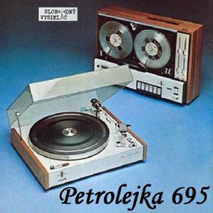 Petrolejka 695