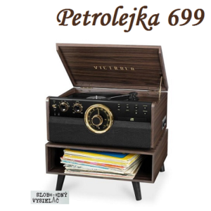 Petrolejka 699 (repríza)
