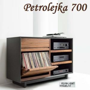 Petrolejka 700