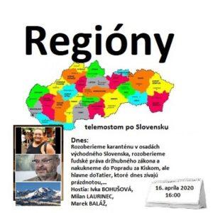 Regióny 07/2020