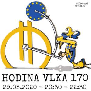 Hodina Vlka 170 (repríza)