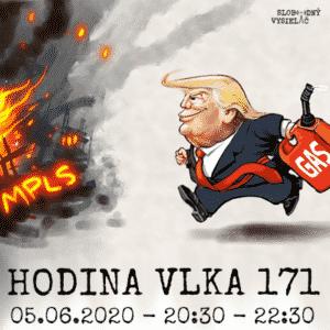 Hodina Vlka 171 (repríza)