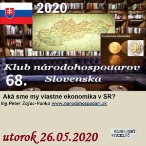 Klub národohospodárov Slovenska 68 (repríza)