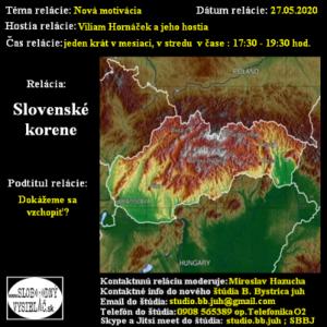 Slovenské korene 60 (repríza)