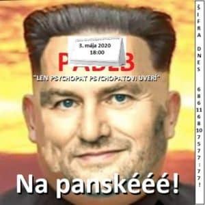 Na panské 18/2020 (humoristický týždenník) repríza