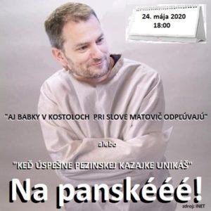 Na panské 21/2020 (humoristický týždenník)