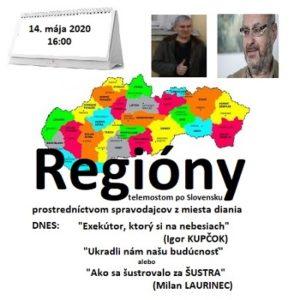 Regióny 09/2020