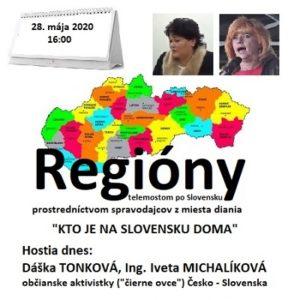 Regióny 10/2020 (repríza)