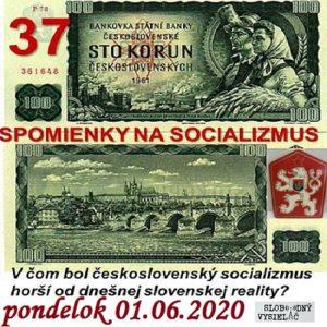 Spomienky na Socializmus 37 (repríza)