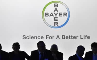 Bayer zaplatí jedenáct miliard dolarů za urovnání sporů kvůli přípravku Roundup.
