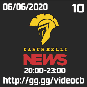 Casus belli news 10 (repríza)