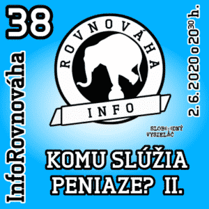 InfoRovnováha 38 (repríza)
