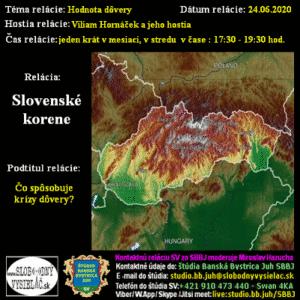 Slovenské korene 61 (repríza)