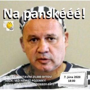Na panské 23/2020 (humoristický týždenník)