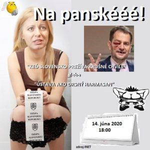 Na panské 24/2020 (humoristický týždenník) repríza