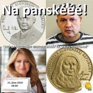 Na panské 25/2020 (humoristický týždenník) repríza