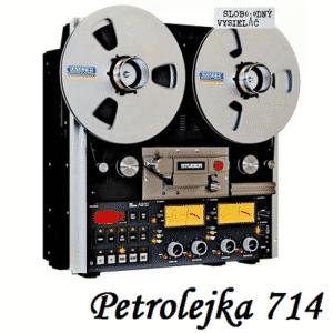 Petrolejka 714