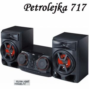Petrolejka 717 (repríza)