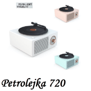 Petrolejka 720 (repríza)