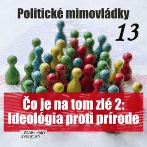 Politické mimovládky 13 (repríza)