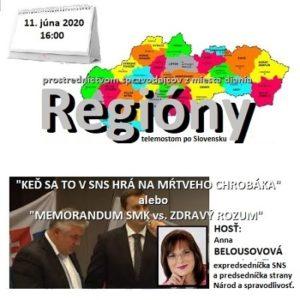 Regióny 11/2020