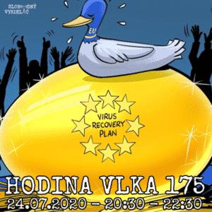 Hodina Vlka 175 (repríza)