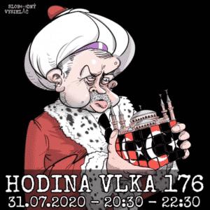 Hodina Vlka 176 (repríza)