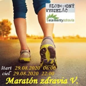 Maratón zdravia V.