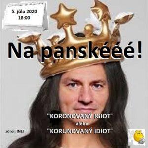 Na panské 27/2020 (humoristický týždenník)